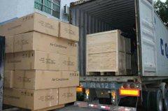海运散货成人用品散货拼箱出口