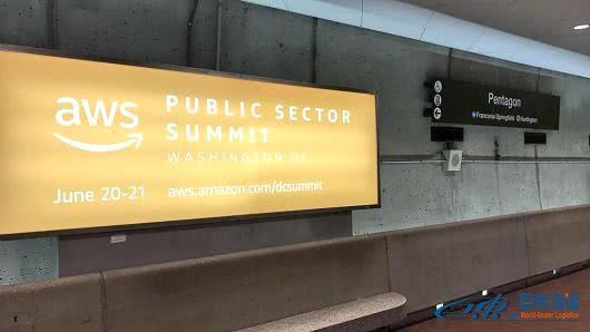 亚马逊在五角大楼门口做起了广告只为拿下美国防部百亿美元合约