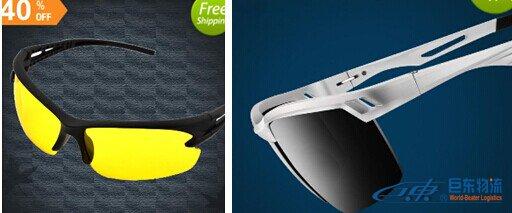 亚马逊FBA跨境电商热销的太阳镜,夏季必备单品!